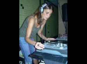 Rossella at Dancity Warm Up, sept 2006